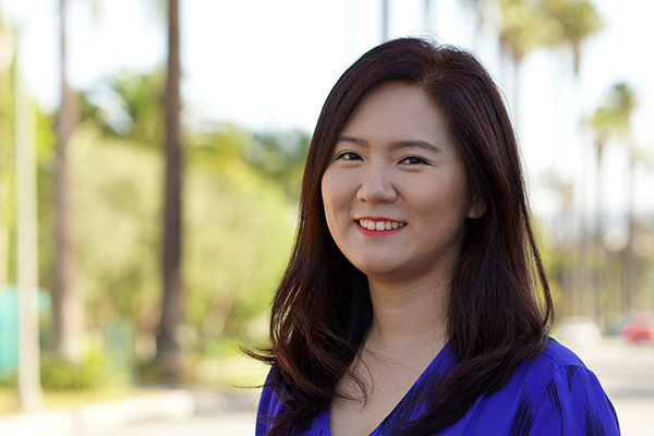 Eunice Lee, PMHNP-BC