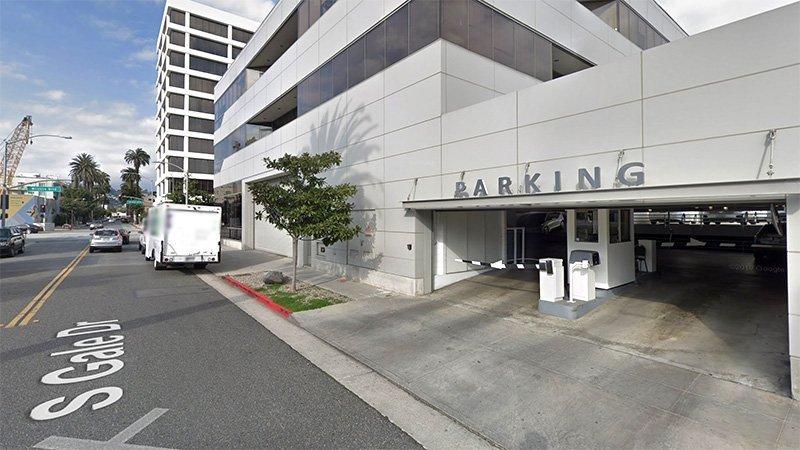 Parking Details for Beverly Hills Office